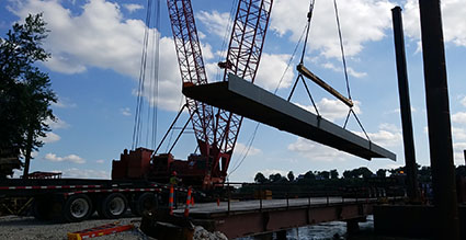1231 Lifting girders