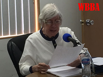 Martha Sue On Air